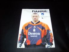 Fulham v Tranmere Rovers, 1999/2000 [FA]